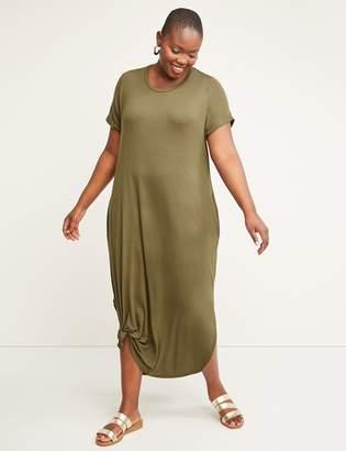 Lane Bryant Green Plus Size Dresses - ShopStyle
