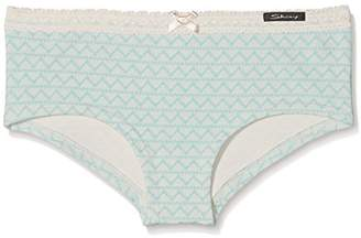 Skiny Girl's Happy Lace Panties