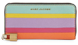 Marc Jacobs Multicoloured Standard Leather Continental Wallet