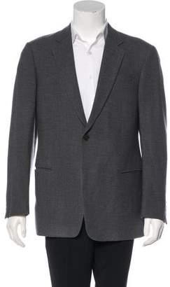 Armani Collezioni Two-Button Blazer