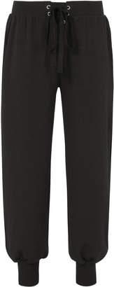 L'Agence Kosmo Lace-Up Sweatpants