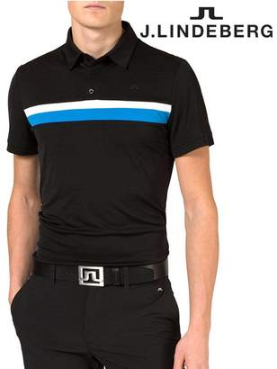 J. Lindeberg Men's Golf Wear Polo Tees (M, )