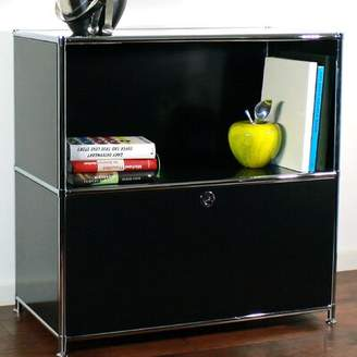 System4 Credenza 1-Drawer Lateral Filing Cabinet System4