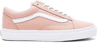 Vans Tumble Leather Old Skool DX Sneaker