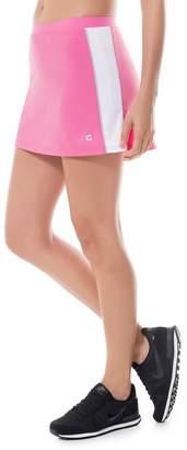 SYROKAN Women's Athletic Performance Skort With Built In Shorts Sport Skirt XS