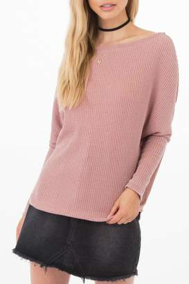 Others Follow Triumph Dolman Sweater