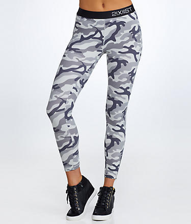 2(x)ist Printed Performance Leggings