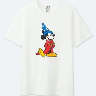 Uniqlo Men's Disney Fantasia Collection Graphic T-Shirt