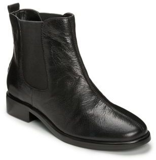 Aerosoles Finish Line Leather Ankle Boots