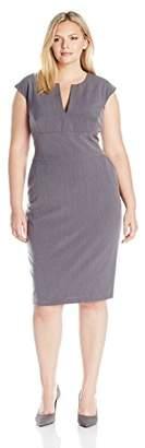 Single Dress Women's Plus-Size Meg Dress $42.12 thestylecure.com