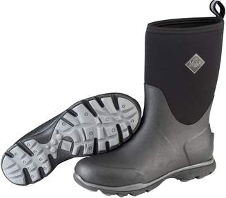 Muck Boot Muck Arctic Excursion Mid-Height Rubber Men's Winter Boots Black/Gray