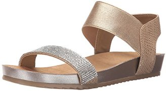Kenneth Cole REACTION Women's Surf Turf Platform Sandal $59 thestylecure.com
