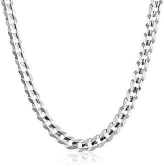 Men's 14k 8.3mm Cuban Chain Necklace