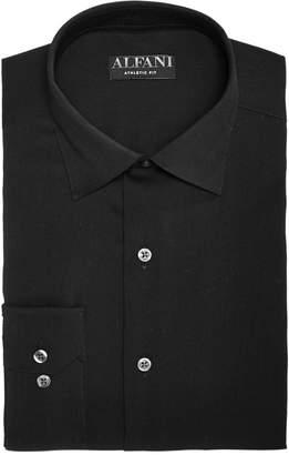 Alfani AlfaTech by Men Slim Fit Bedford Cord Dress Shirt