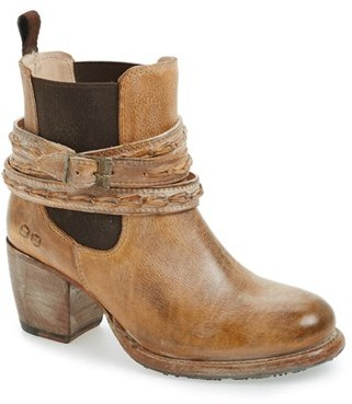 Women's Bed Stu 'Lorn' Harness Bootie $244.95 thestylecure.com