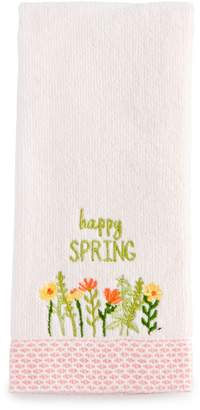 Celebrate Together Wildflower Fingertip Towel