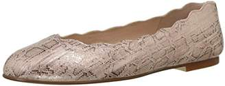 French Sole Women's Jigsaw Ballet Flat
