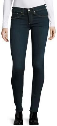 Rag & Bone Skinny Low-Rise TECH Jeans