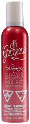 So Gorgeous Volumizing Blowout Mousse $8.49 thestylecure.com