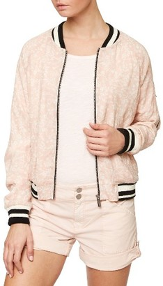 Women's Sanctuary Sprout Bomber Jacket $129 thestylecure.com