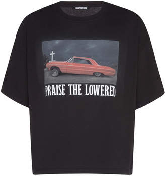 "Adaptation Praise the Lowered"" Graphic Tee"