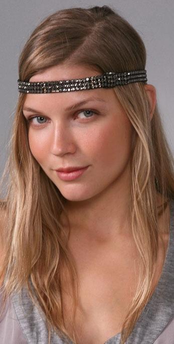Eugenia Kim Crystal Bow Headband