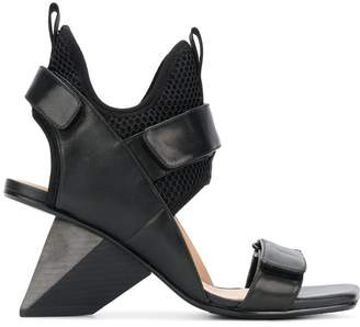 United Nude touch strap sandals
