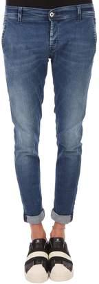 Dondup Conor Stretch Denim Jeans
