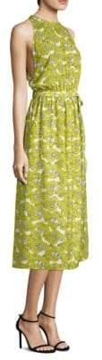 Robert Rodriguez Dania Floral Dress