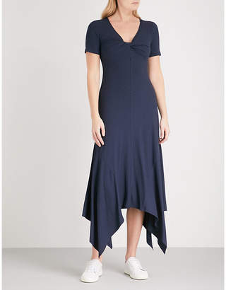 A.L.C. Reva V-neck woven dress