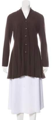 Armani Collezioni Cashmere Knit Cardigan