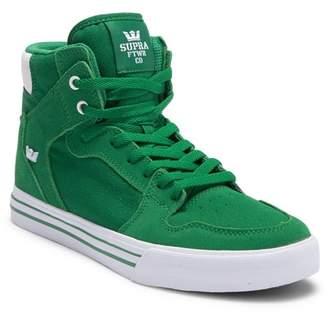 Supra Vaider Suede High Top Sneaker