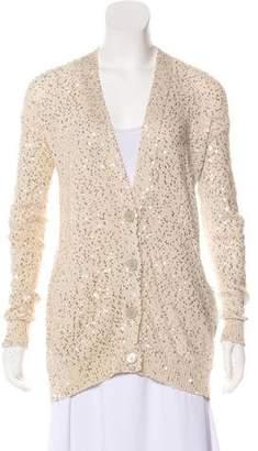 Stella McCartney Embellished Knit Cardigan
