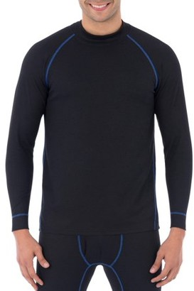 Russell Big Mens Tech Grid Baselayer L3 Thermal Top