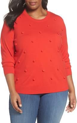 Sejour Popcorn Stitch Sweater