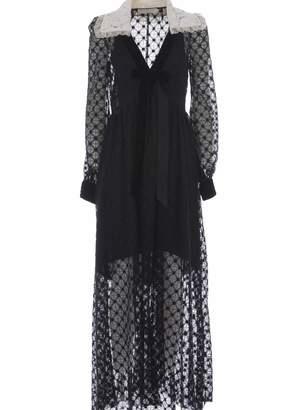 Philosophy di Lorenzo Serafini Sheer Lace Dress