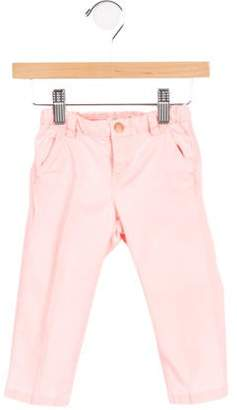 Bonpoint Girls' Straight-Leg Pants $45 thestylecure.com