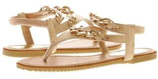 Forever Young Victoria K Women's Chain Deco Sandals