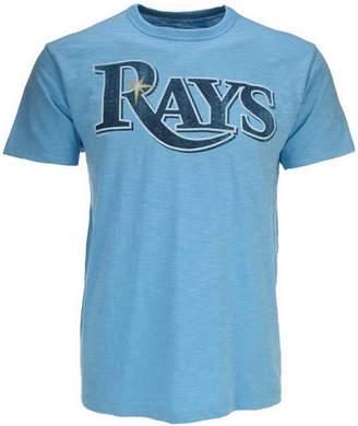 '47 Men's Tampa Bay Rays Scrum Wordmark T-Shirt