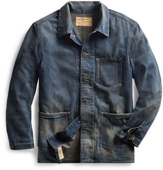 Ralph Lauren Indigo Denim Chore Jacket