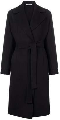 Bottega Veneta classic belted coat