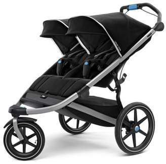 Thule Urban Glide 2 Double Jogging Stroller On-the-Go Bundle
