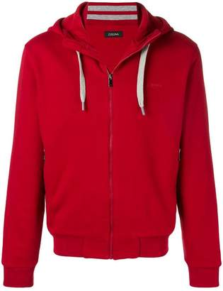 Ermenegildo Zegna zipped hoodie