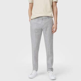 Club Monaco Sutton Linen Dress Trouser