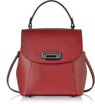Le Parmentier Venus Leather Convertible Satchel/Backpack