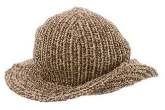 f141957456b Ralph Lauren Metallic Cashmere Knit Hat