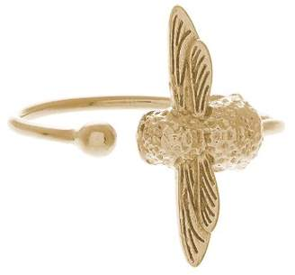 Olivia Burton 3D Bee Ring