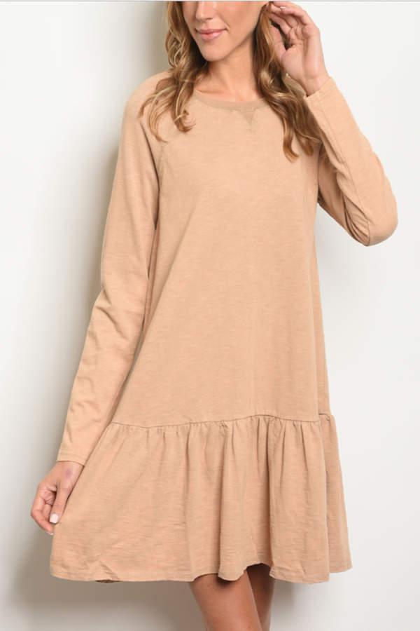WFS Sweatshirt dress