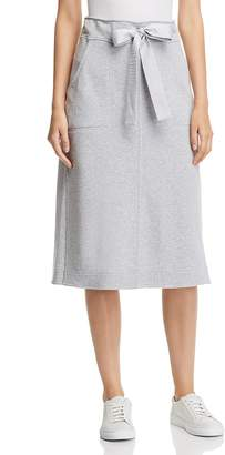 Donna Karan Relaxed Drawstring Skirt