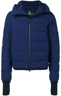 Moncler padded hooded jacket